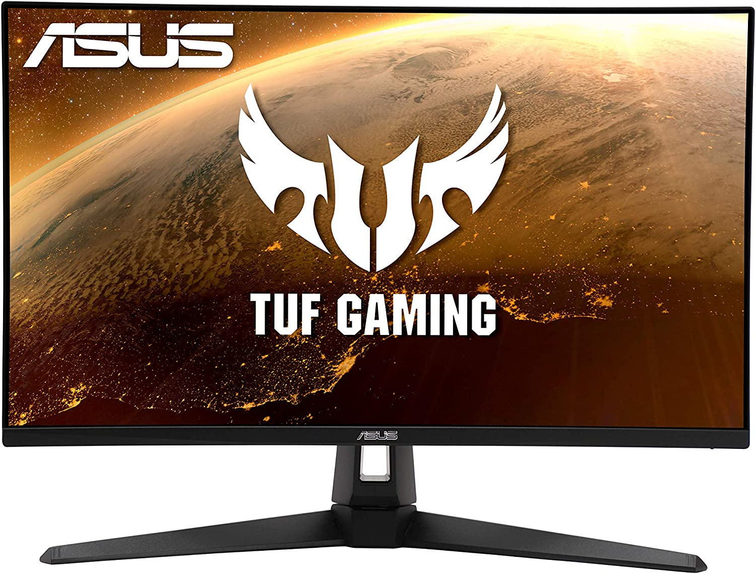 ASUS TUF VG279Q1A - Monitor gaming de 27'' FullHD (1920 x 1080, IPS, 165 Hz, 1 ms (MPRT), resolución de Movimiento Extrema, sincronización adaptativa, FreeSync Premium) Negro