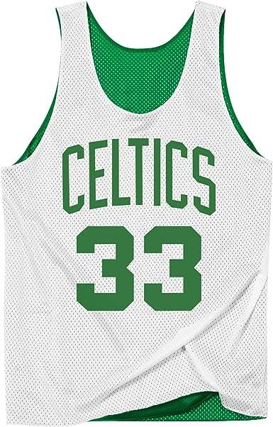 Camiseta Hombre Mitchell & Ness Tank Boston Celtics Verde ...