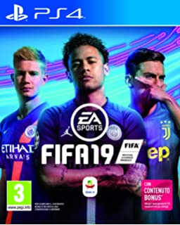 FIFA 19 (PS4): Amazon co uk: PC & Video Games