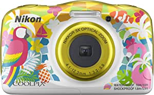 Nikon COOLPIX W 150 Waterproof W 150 RS Coolpix Resort Japan Import