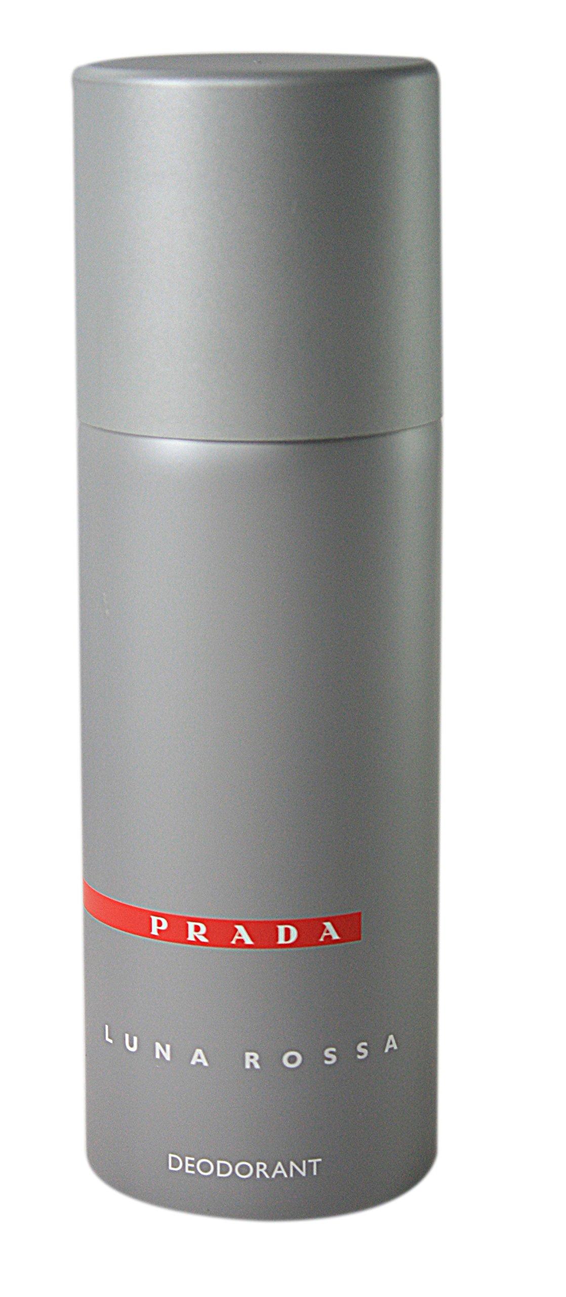 Prada Luna Rossa Deodorant Spray For Men 5.0 Oz / 150 ml