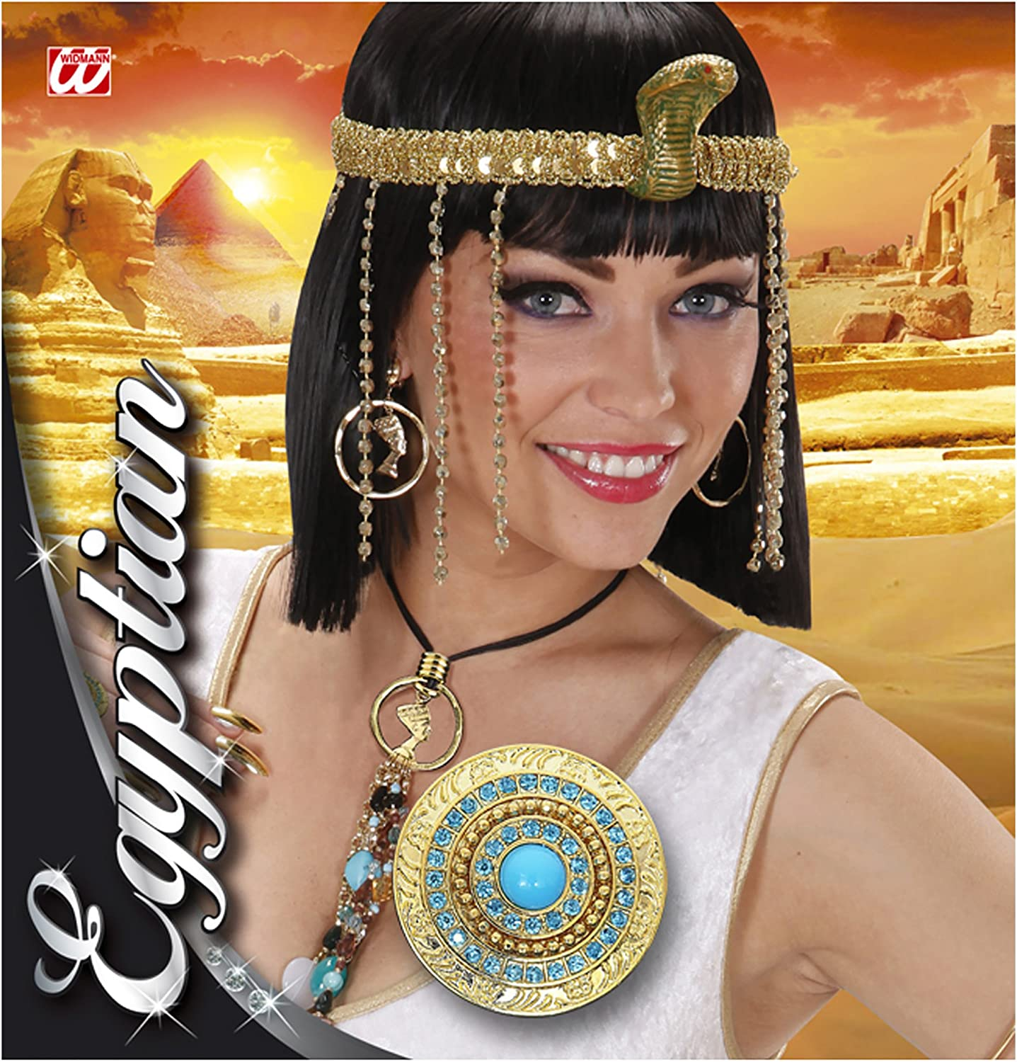 Cleopatra Rings Accessory for Fancy Dress