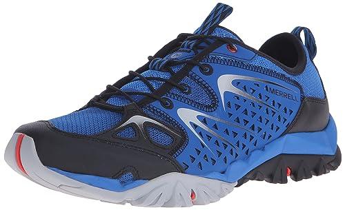 Merrell Capra Rapid - Zapatillas de deporte exterior Hombre, Azul (Blue Dusk), US 7|UK 6|EU 40: Amazon.es: Zapatos y complementos