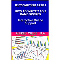IELTS WRITING TASK 1  HOW TO WRITE 7 TO 9 BAND SCORES  Interactive Online Support: A Guide to Writing Top Answers (English Edition)