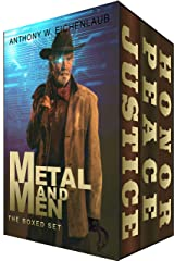 Metal and Men: The Boxed Set Kindle Edition