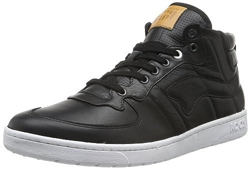 KangaROOS Full-Court-Mid-Nappa - Zapatilla Baja Hombre: Amazon.es: Zapatos y complementos