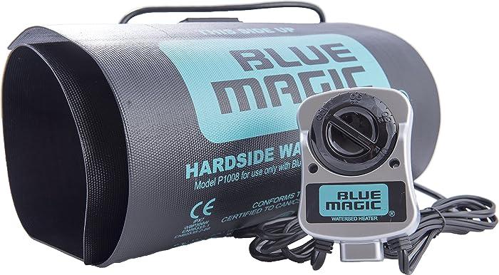 Blue Magic 300W Solid State Hard Side Waterbed Heater, High Watt