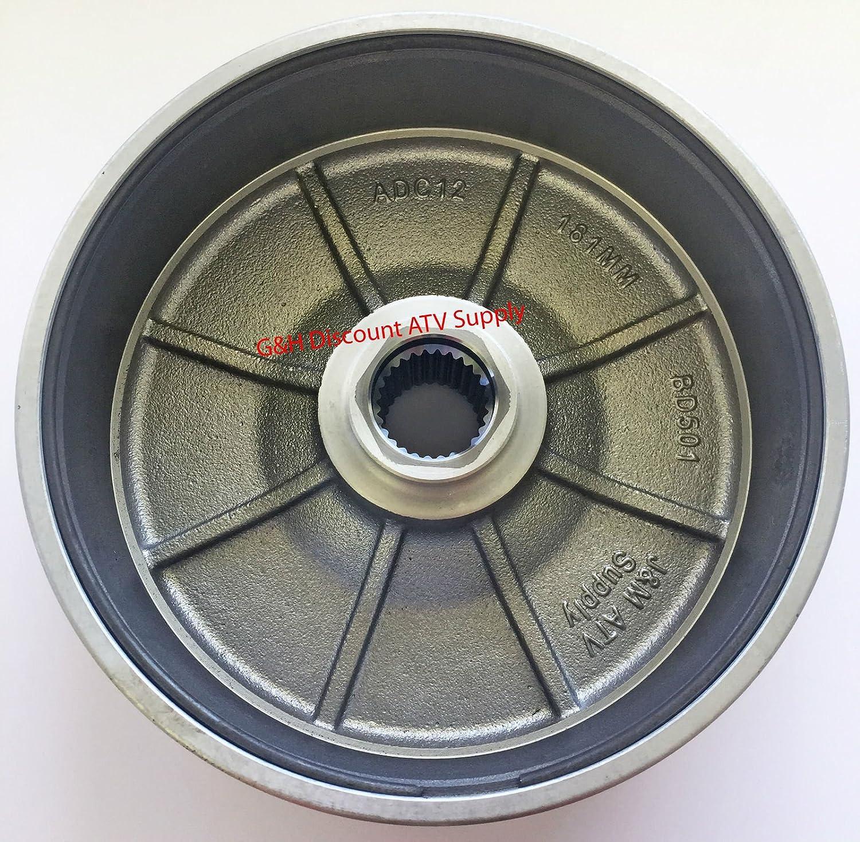 ArmorTech Brake Shoes Rear Compatible with Honda 2014 2015 14 15 TRX500 TRX 500 Foreman