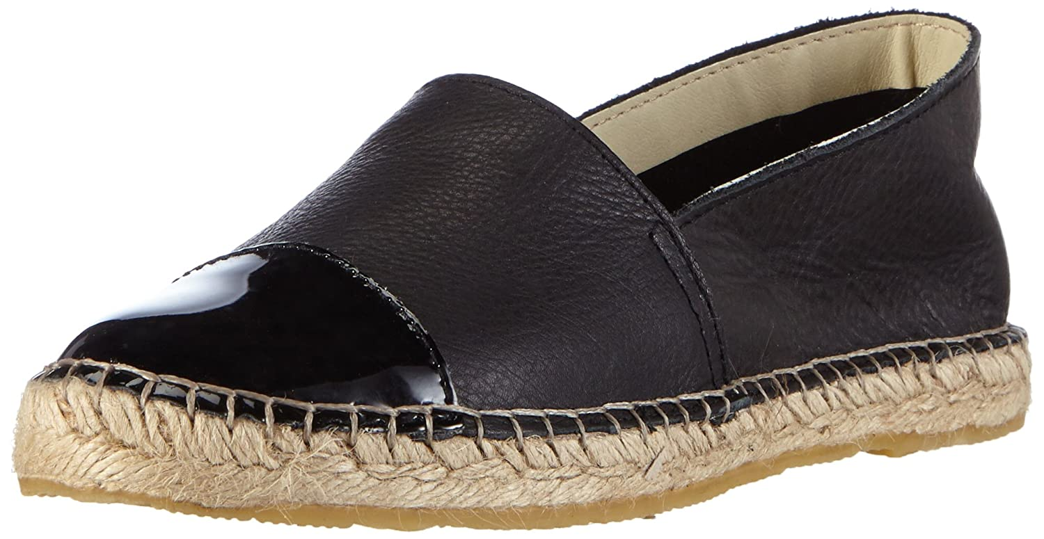 Women/'s Espadrilles Pieces Psjosephine Leather Espadrillos
