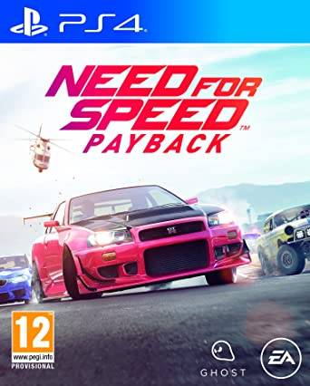 Need for Speed Payback en Amazon