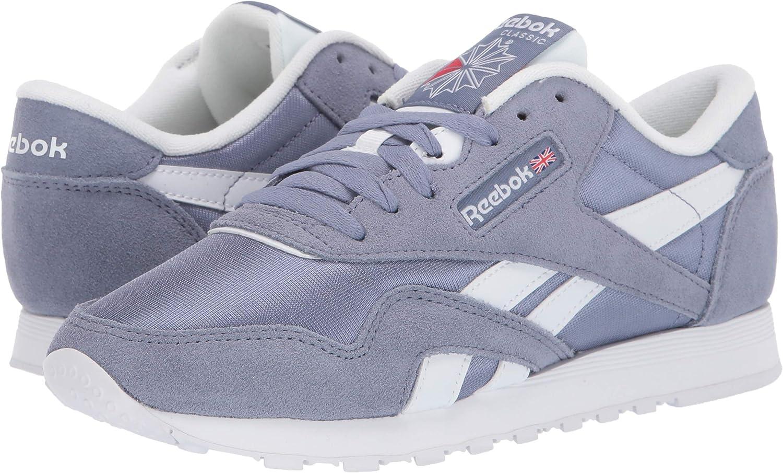 Reebok Classic Nylon, Zapatillas para Correr para Mujer: Amazon.es: Zapatos y complementos