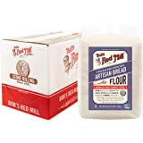 Bob's Red Mill Artisan Bread Flour 48 Oz. (Pack Of 4), 3 Pound (Pack of 4)