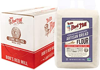product image for Bob's Red Mill Artisan Bread Flour, 3 Pound (Pack of 4)