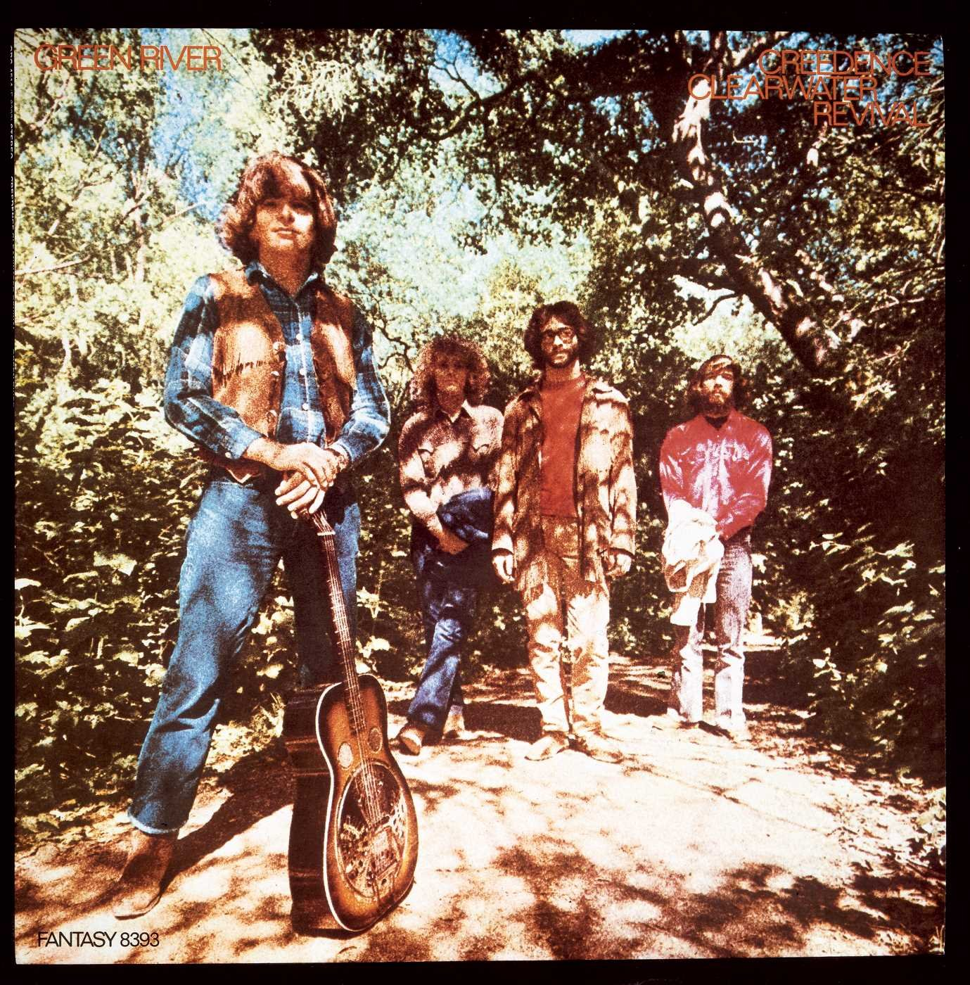 Green River 20th Ann.Edition   Creedence Clearwater Revival ...