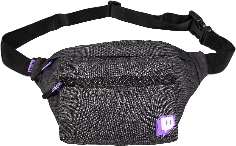 Twitch Shoulder Sling Bag