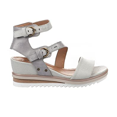 arrive 615b4 ccd62 Mjus Nu Pieds Femme Blanc Casse - 42: Amazon.fr: Chaussures ...