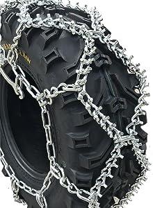 TireChain.com 25x10.00-12, 25 10.00 12 ATV UTV Stud Tire Chains