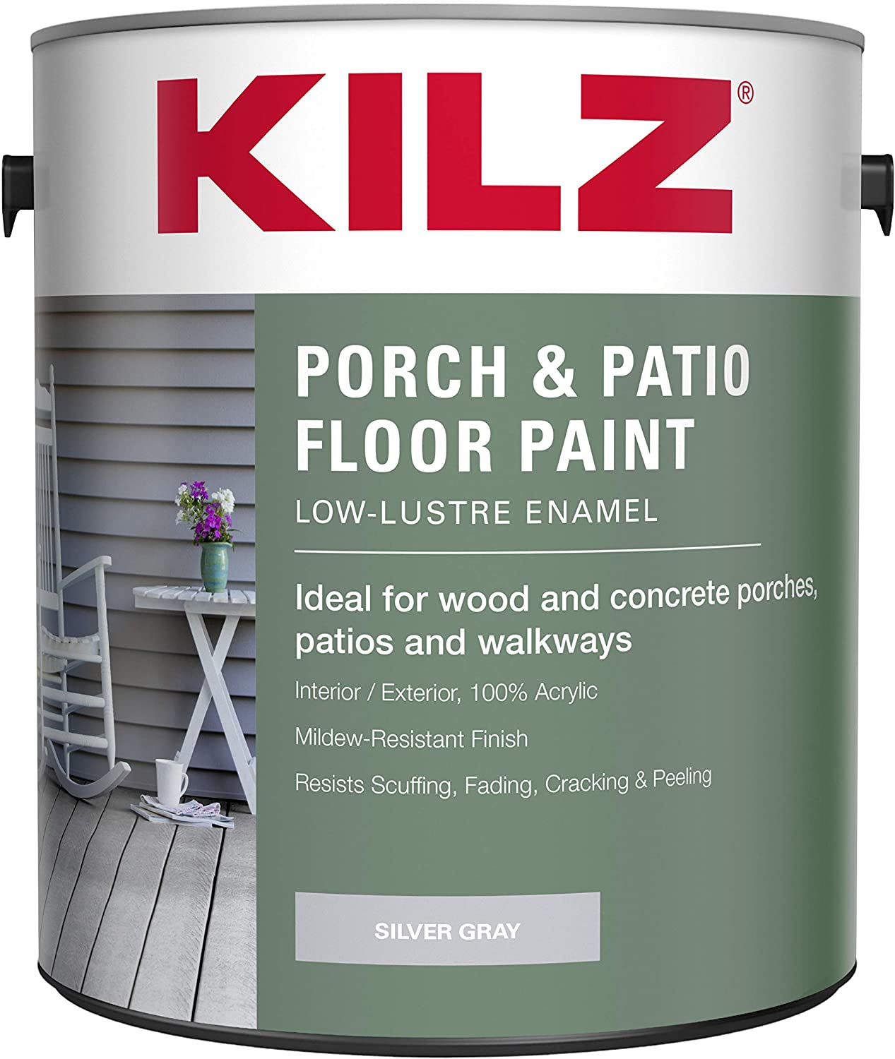 Top 8 Best Deck Paints for Old Decks [Buying Guide] 2