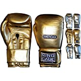 Ring to Cage FINAL SALE, NO RETURNS - Japanese Style Training Gloves 2.0 - Velcro or Lace-Up