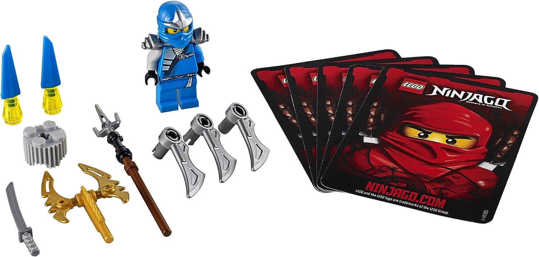 Lego Ninjago 25 Jay ZX