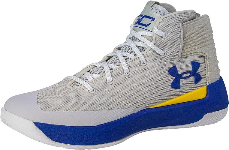 Under Armour Curry 3 Zapatilla Baloncesto S: Amazon.es: Zapatos y ...