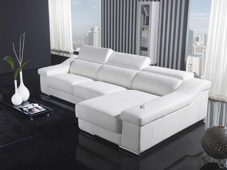 Amazon Com Vig Furniture Vgyit136c Wht Divani Casa T136c Modern