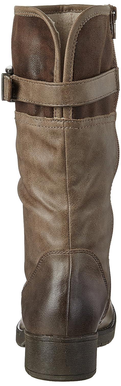 Softline 25463 Damen 25463 Softline Stiefel Beige (Taupe) 045b12