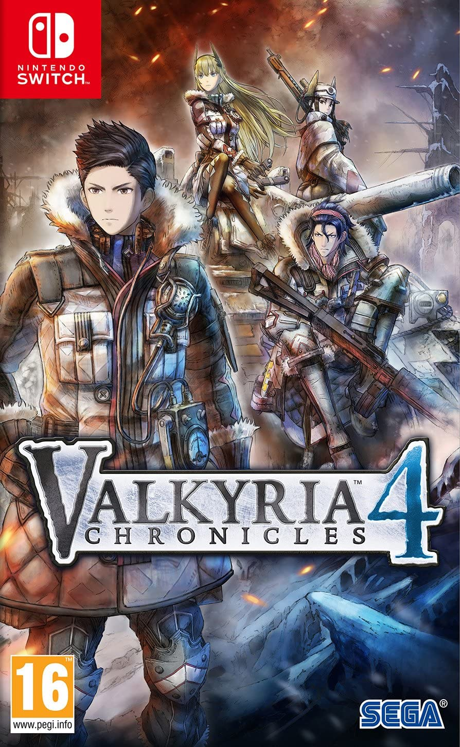 Valkyria Chronicles 4 - Switch: Amazon.es: Videojuegos