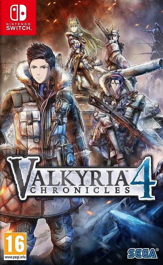 Valkyria Chronicles 4 - Switch: Amazon.es: Videojuegos