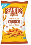 Beanitos Baked Crunch Mac n' Cheese, The Healthy, High Protein, Gluten free, and Low Carb Tortilla Chip Snack, 7 Ounce