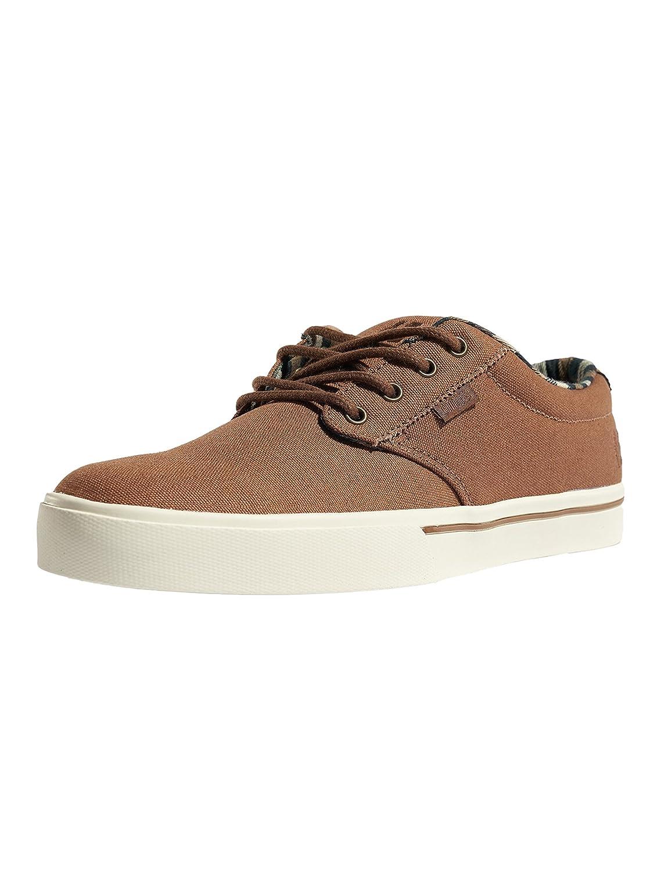 Etnies Men's Jameson 2 Eco Skateboarding Shoe 9.5 D(M) US|Chocolate/Gum