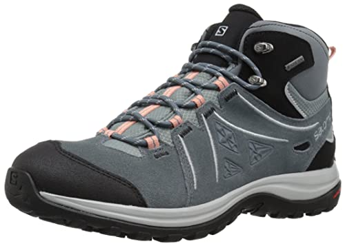 SALOMON Damen Ellipse 2 Mid Ltr GTX W Hiking und Multifunktionsschuhe, SynthetikTextil