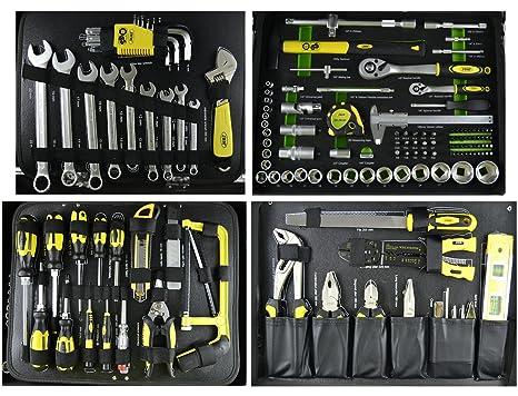 067d5d75002f3 Jbm 53159 Estuche De Herramientas  Amazon.es  Bricolaje y herramientas
