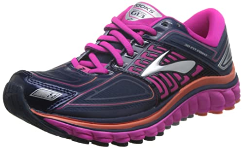 4b5cbfe55e564 Brooks Glycerin 13 Running Women s Shoes Size 8  Amazon.ca  Shoes   Handbags
