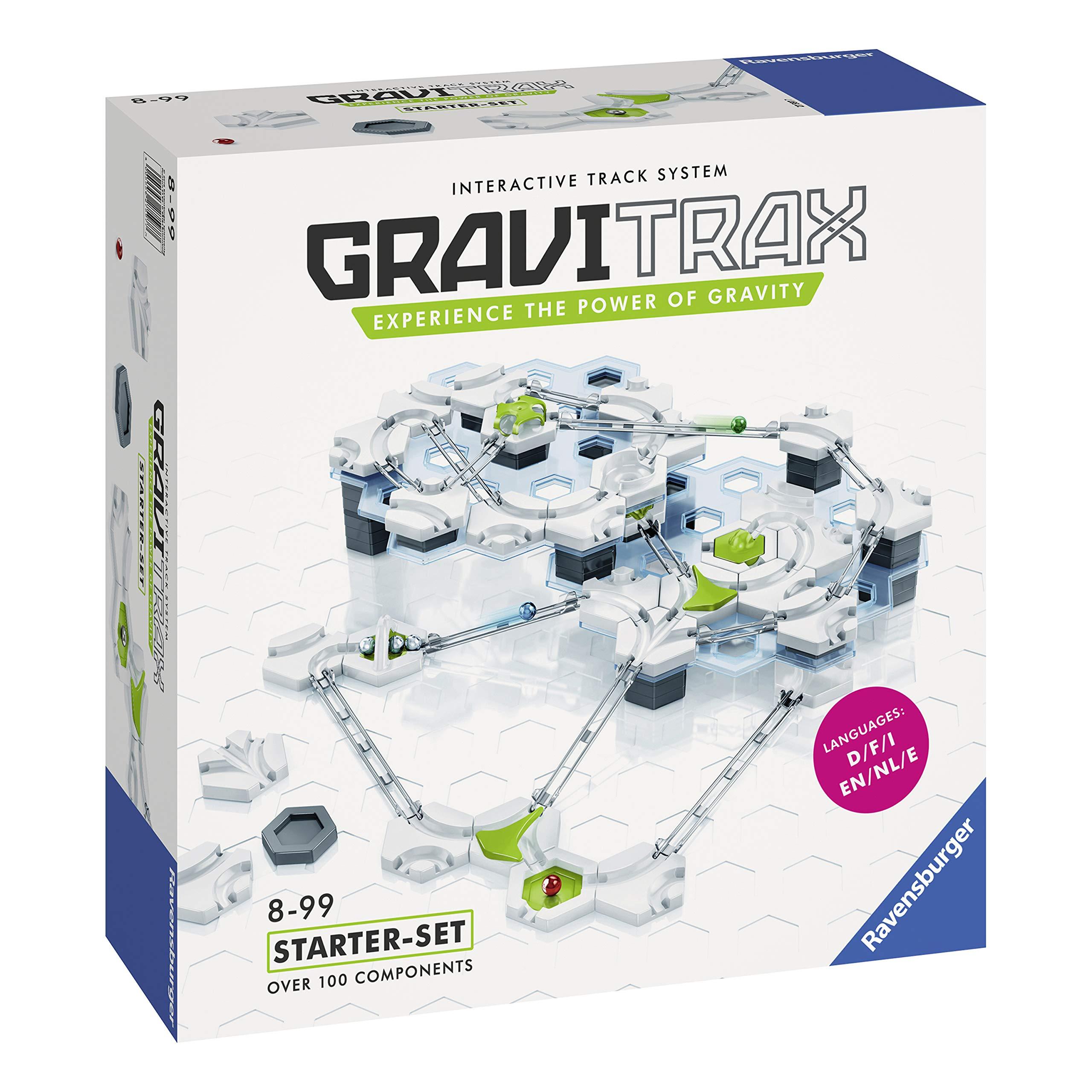 Ravensburger 27597 Gravitrax Starter Set, Multi