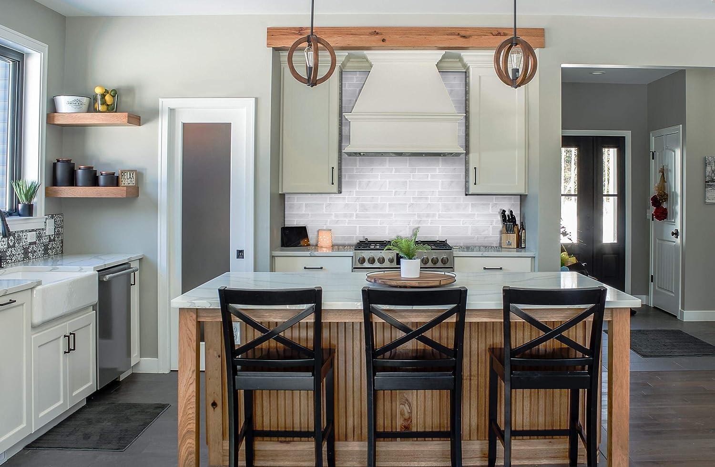 Azulejos modernos para cocina, vinilo decorativo para azulejos de pared, azulejos de vinilo adhesivos, azulejos de pared autoadhesivos, para cocina de autocaravana, 12 pulgadas x 12 pulgadas: Amazon.es: Hogar