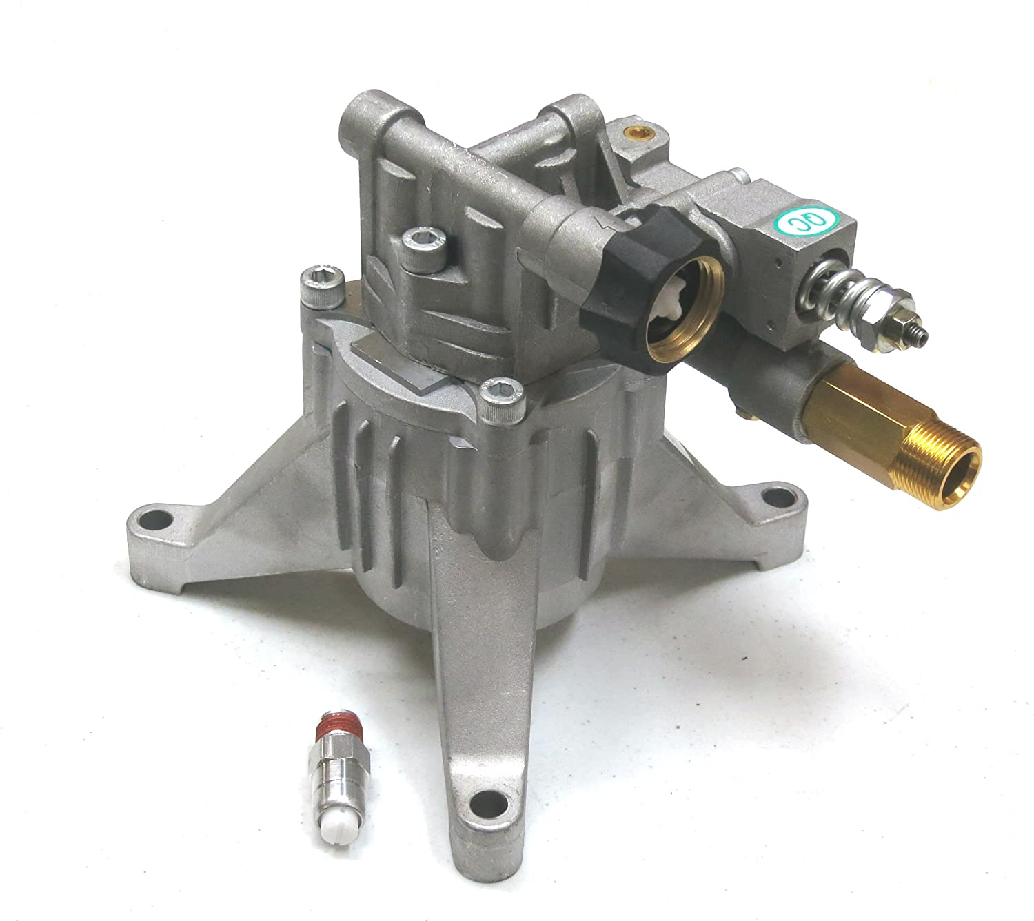 Homelite Universal POWER PRESSURE WASHER WATER PUMP 2800 psi 2.5 gpm fits MANY MODELS 308653052