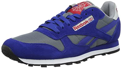 Reebok Classic Sport Clean, Zapatillas para Hombre, Azul (Asteroid Dust/Grey), 40 EU