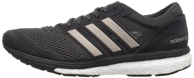 adidas Women's Adizero Boston 6 9.5 W Running Shoe B01N9JUZ0B 9.5 6 B(M) US|Utility Black/Platino/Black dd53ab