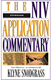 Ephesians (The NIV Application Commentary Book 10)