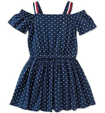 0b37a066dd Amazon.com  Tommy Hilfiger Girls  Dress  Clothing