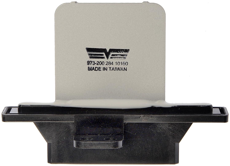 Dorman 973-200 Blower Motor Resistor for Nissan Frontier//Sentra//Xterra//200SX