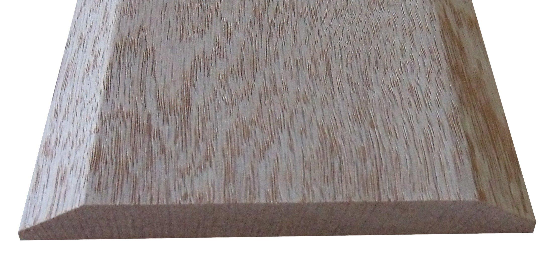ADA 1/2'' Solid Hardwood Interior Threshold in Red Oak (6 1/2'' x 36'')