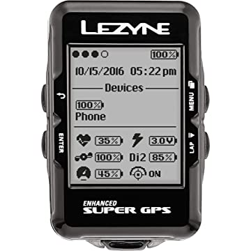 top best Lezyne Super GPS