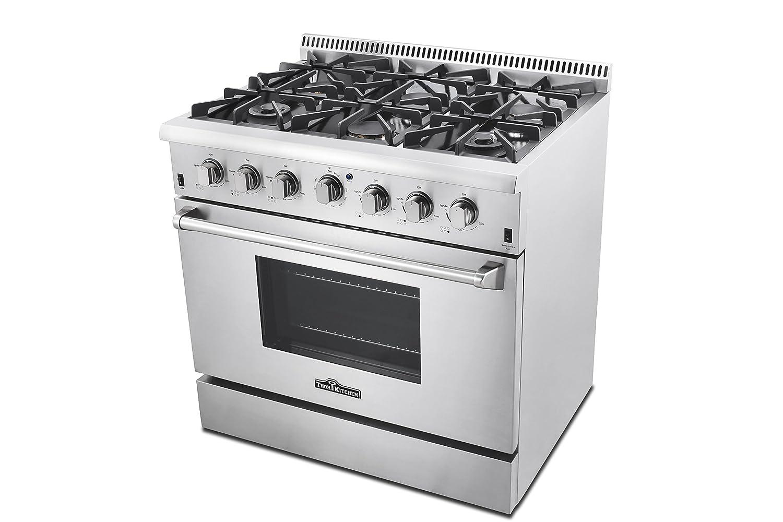 Amazon.com: Thor Kitchen HRG3618U 36\