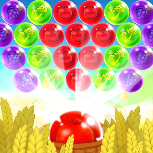 Bubble Shooter Farmer