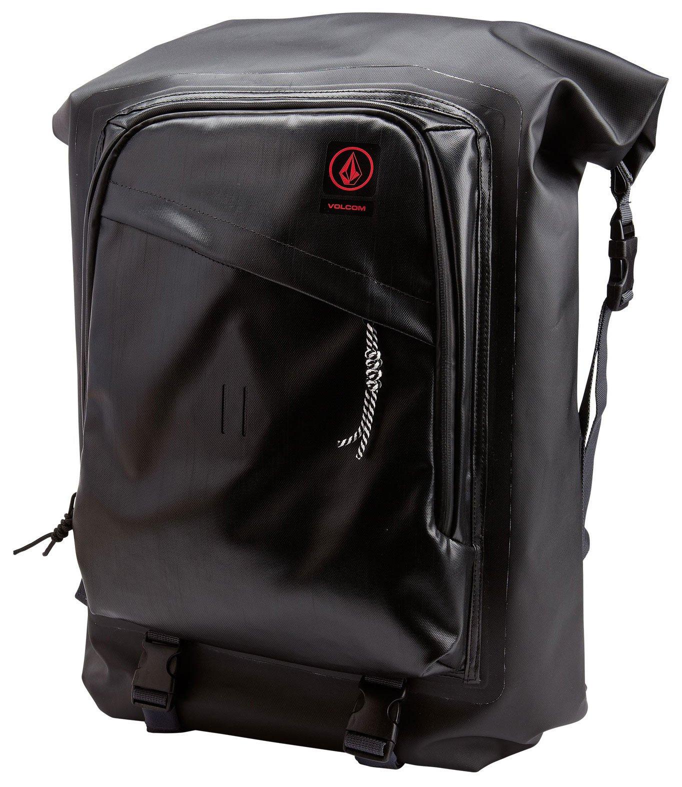 Volcom Men's Mod Tech Dry Bag, Black, One Size