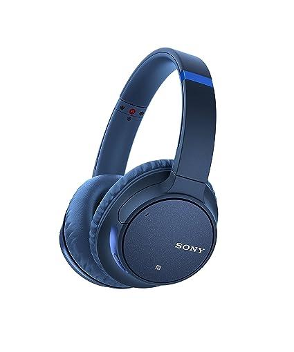 Amazon Sony WH CH700N Wireless Noise Canceling Headphones Blue