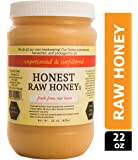 Honest Raw Honey, 22oz