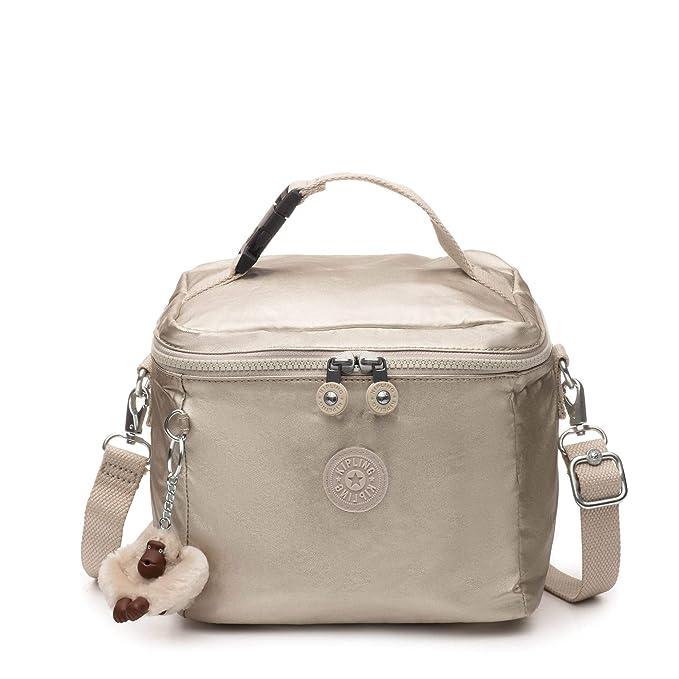 Amazon.com: Kipling Graham bolsa de almuerzo aislada, correa ...